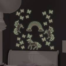 Glow In The Dark Wall Decals Glow In The Dark Wall Stickers