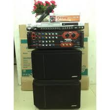 Karaoke gia đình loa Bose và Amply Jarguar ( Tặng 2 Micro + 10 MÉT ...