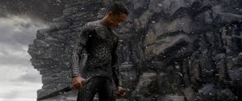 AFTER EARTH Review. M. Night Shyamalan's AFTER EARTH Stars Jaden Smith and  Will Smith