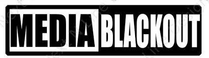 Media Shall Not Divide Us Media Blackout Freedom Window Etsy