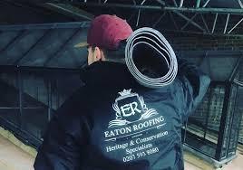 specialist roofing contractor working
