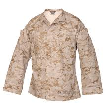 desert digital camo bdu uniform mil