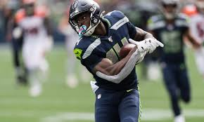 Seahawks rookie receiver DK Metcalf living up to hype through 2 games