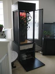 custom high quality chameleon cage