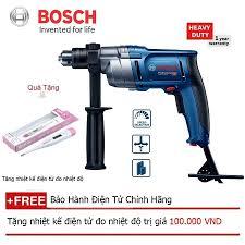 Máy khoan xoay Bosch GBM 13 HRE + Quà tặng nhiệt kế điện tử giá chỉ  4.939.000₫