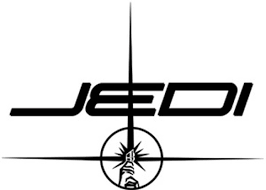 Star Wars Jedi Lightsaber Decal