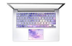 One Bird Sky Laptop Keyboard Stickers Keyshorts