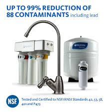 under counter drinking water filter