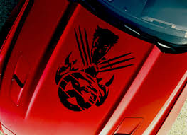 Buy Logan Hood Wolve Claws Adamantium Mutant Xavier Comic Car Vinyl Sticker Decal
