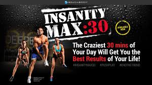 insanity max 30 review shorter and