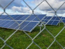 81 Solar Panel Farm Fence Photos Free Royalty Free Stock Photos From Dreamstime