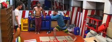 Lezioni di Capoeira - Grande Fratello 14
