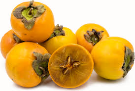 vanilla kaki persimmons information and