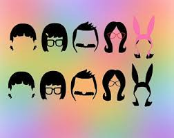 Bobs Burgers Decal Etsy