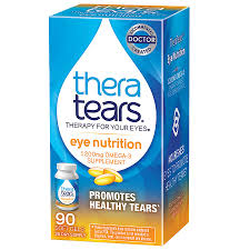 theratears nutrition omega 3 1200 mg