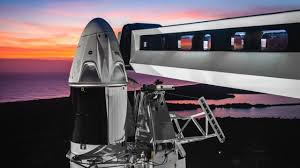 NASA Live Coverage : SpaceX Crew Dragon ...