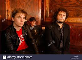TAB the band in Austin Texas on March 13, 2008 during SXSW 2008 Stock Photo  - Alamy