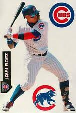 Chicago Cubs Wall Decal Products For Sale Ebay