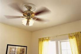 how to install a ceiling fan this old