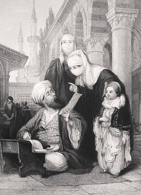 "Resultado de imagem para ottoman qadi women"""