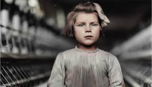أطفال البؤس والشقاء صور مؤثرة من القرن العشرين ي