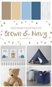 Navy Kids Room Blog Goodnight Fox