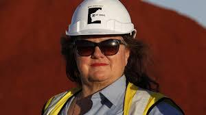 Commodities: Gina Rinehart is queen of ...