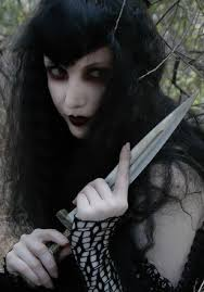 The Official Website of Wednesday Mourning | Goth model, Style icons, Goth