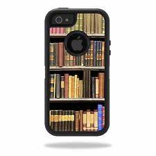 Skin Decal Sticker For Otterbox Defender Iphone 5 Case Skins Books Iphone 6 Case Cover Cool Phone Cases Iphone 5 Case