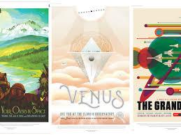 free e tourism posters for nasa