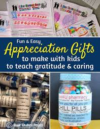 fun diy appreciation gifts to make with