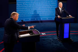 Dueling town halls for Trump and Biden after debate plan nixed