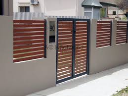 Pin By Rowena Turano On Fences Modern Fence House Main Gates Design Fence Design