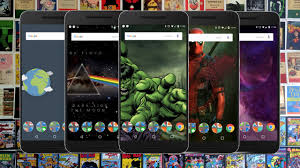 best 3d themes for android