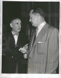 Foto imprensa 1954 Earle Mack Arnold Johnson athaetics | eBay
