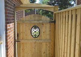 Durham Region Fences Mcfaul Fencing Ltd Wood Gates Oshawa