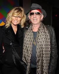 Keith Richards and Patti Hansen made it a date night in NYC ...