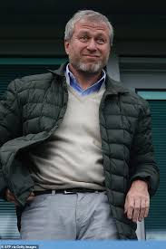 HARRY COLE: Why has Roman Abramovich not been seen in Britain for more than  two years? | Daily Mail Online