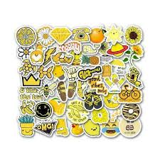 Vsco Stickers Yellow Posted By John Cunningham