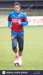 Czech U21 players are seen during a training prior to the friendly Stock  Photo - Alamy