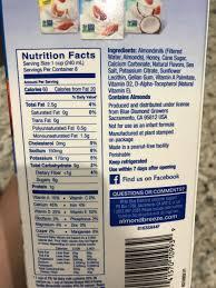 almond breeze almondmilk vanilla hint