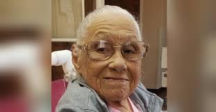 Mrs. Anna Johnson Obituary - Visitation & Funeral Information