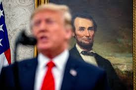 Trump's Increasingly Weird Attempts to Compare Himself to Lincoln | The New  Yorker