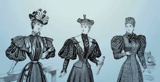 victorian fashion and clothing