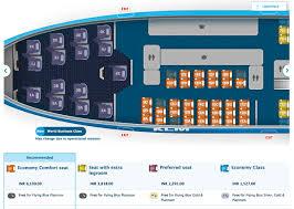 flight review klm 777 300er economy