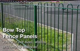 Steel Railings Fencing Steel Fence Panels