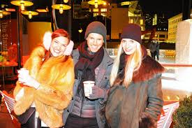 Veuve Clicquot's Clicquot in the Snow at the Standard High Line hotel - WSJ