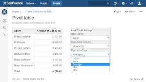 table filter plugin for confluence new