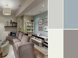 what color goes with grey walls for
