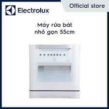 Freeship HCM & HN + Voucher 1000k] Máy rửa bát 8 bộ Electrolux ESF6010BW–  Thiết kế nhỏ gọn – Màu trắng hiện đại - Hàng chính hãng giá rẻ 7.199.000₫